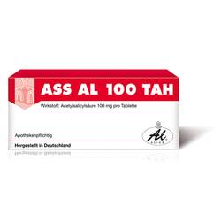 ASS AL 100 TAH Tabletten